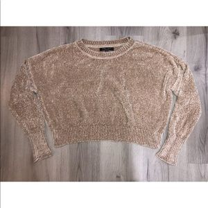 EUC crop sweater